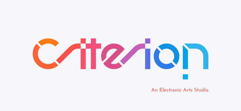 Logo for Criterion Games