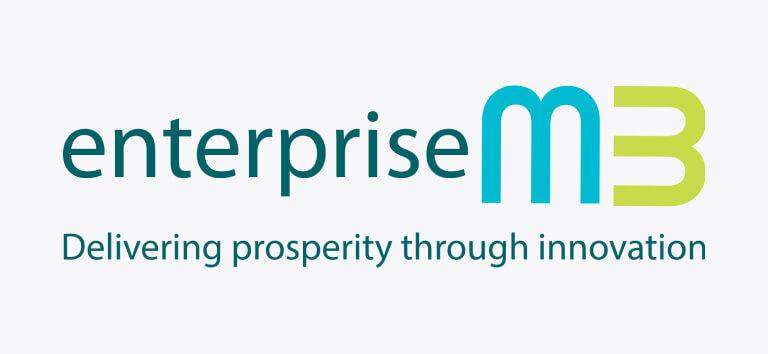 Logo for Enterprise M3