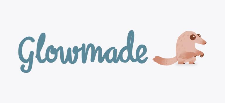 Logo for Glowmade