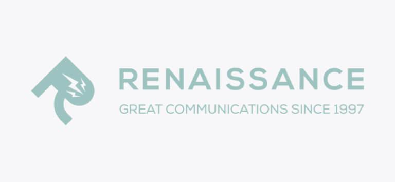 Logo for Renaissance PR