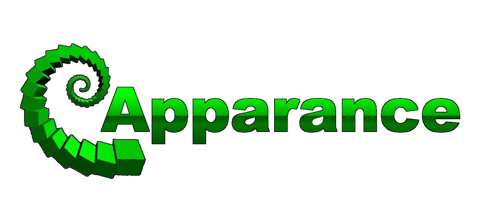 Logo for Apparance Studios