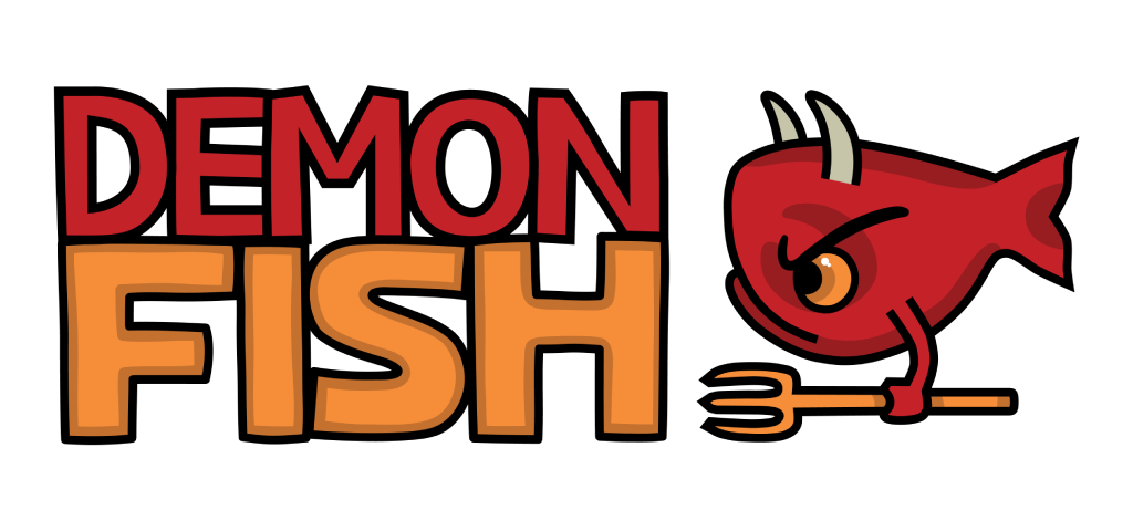 Logo for DemonFish