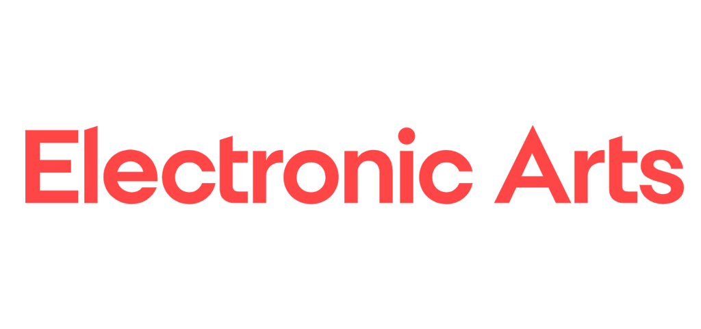 Logo for Electronic Arts UK