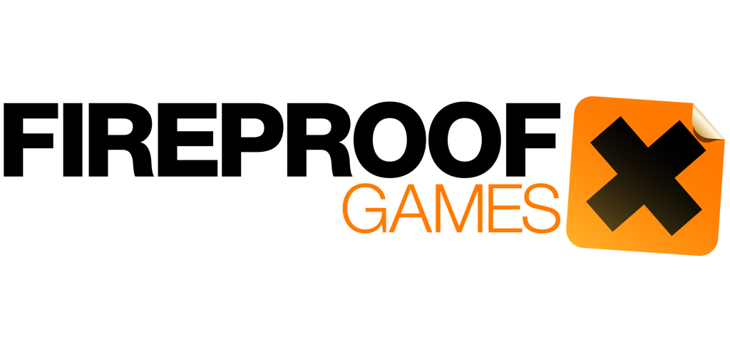 Logo for Fireproof Games