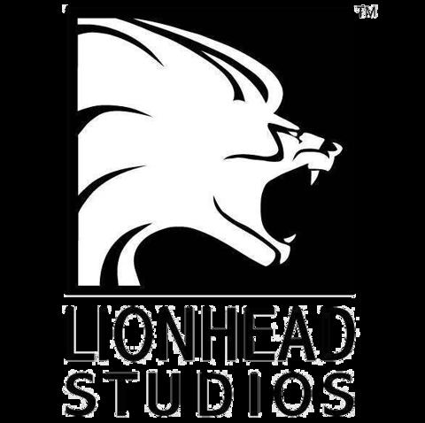 Logo for Lionhead Studios