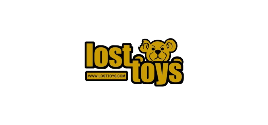 Logo for Lost Toys