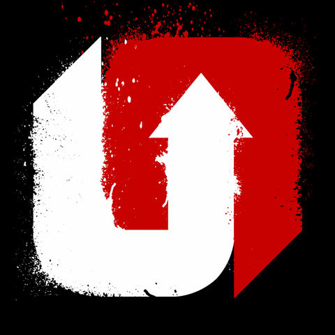 Logo for Upstream Arcade
