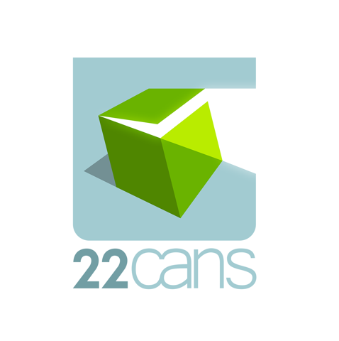 Logo for 22cans