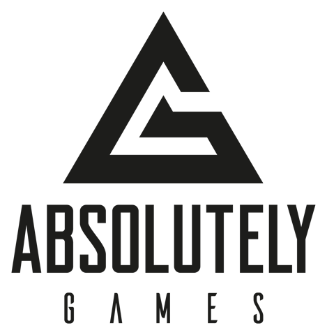 Logo for Absolutely Games