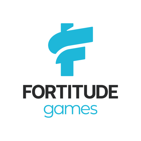 Logo for Fortitude Games