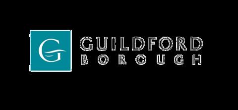 Logo for Guildford Borough Council