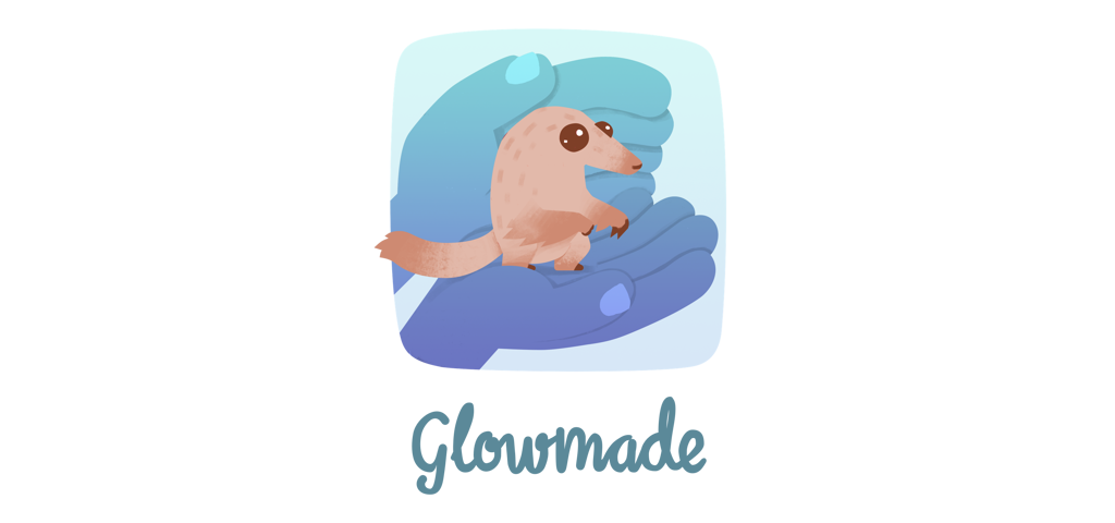 Logo for Glowmade