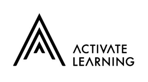 Logo for Activate Learning - Guildford College