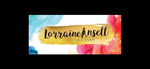 Logo for Lorraine Voice Art