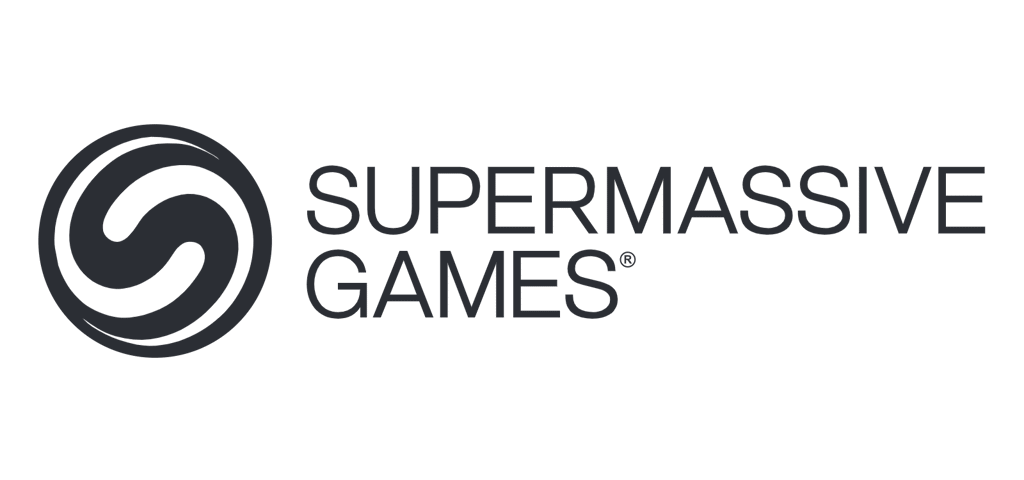 Logo for Supermassive Games