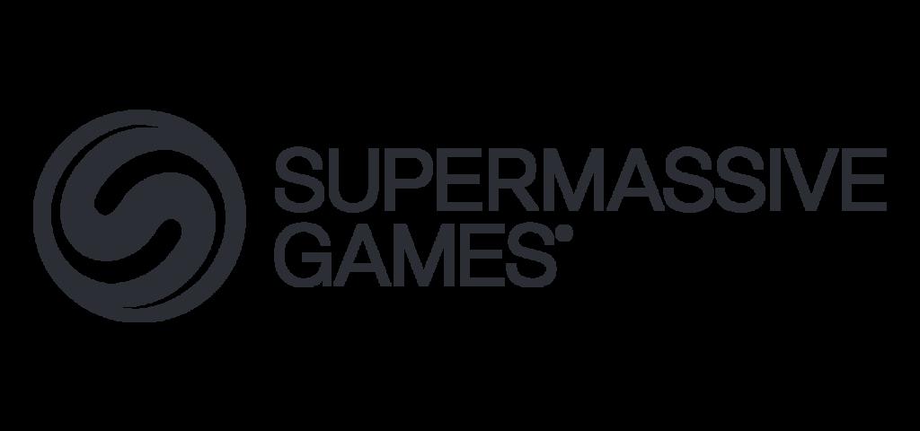 Logo for Supermassive Games